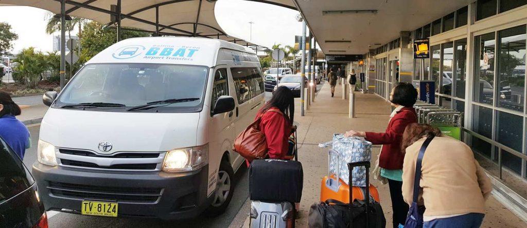 Ballina Byron Airport Shuttle