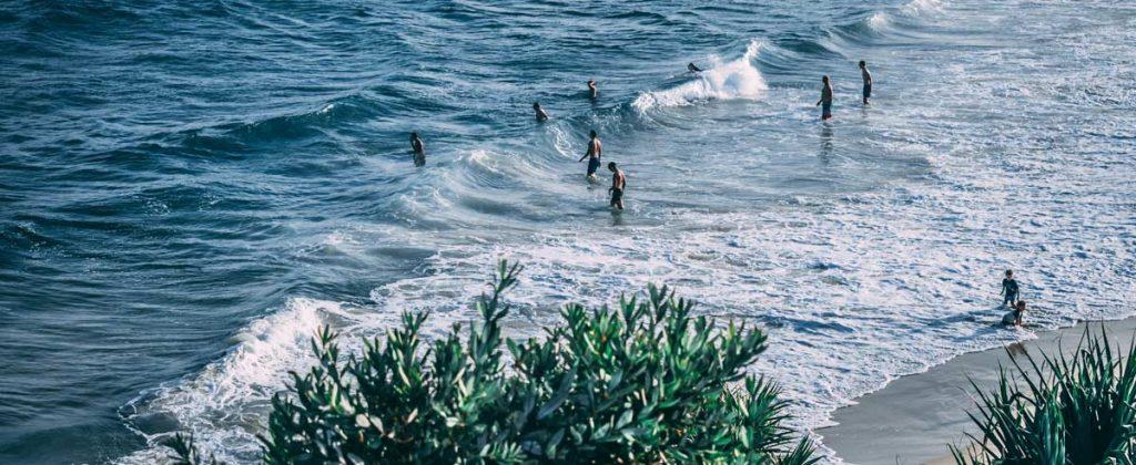 Holidaying in Ballina NSW